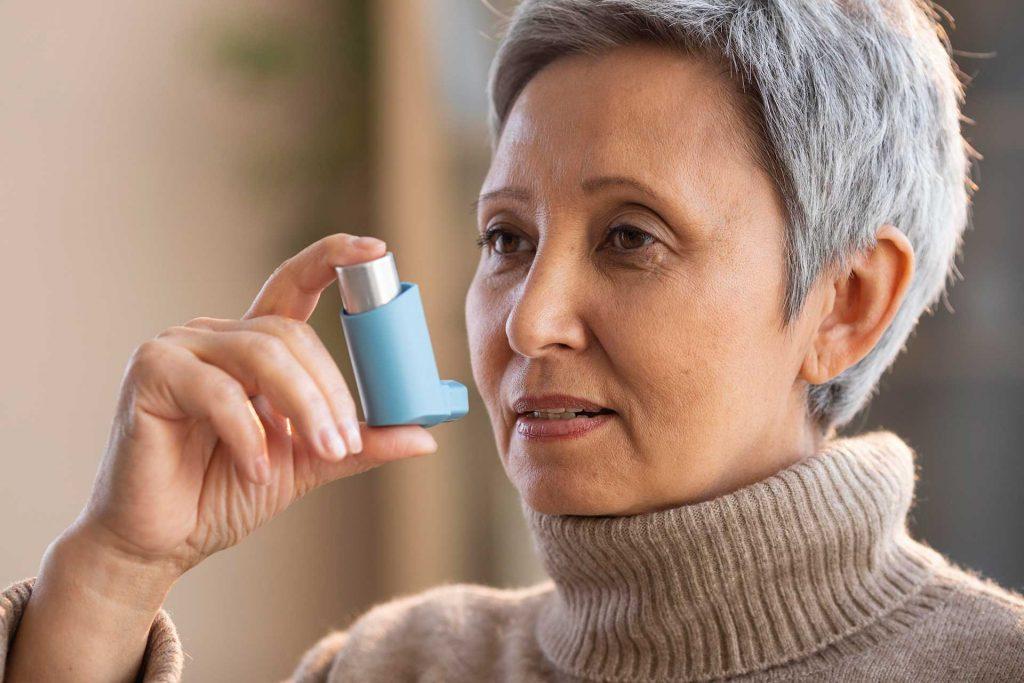 Asthma puffer